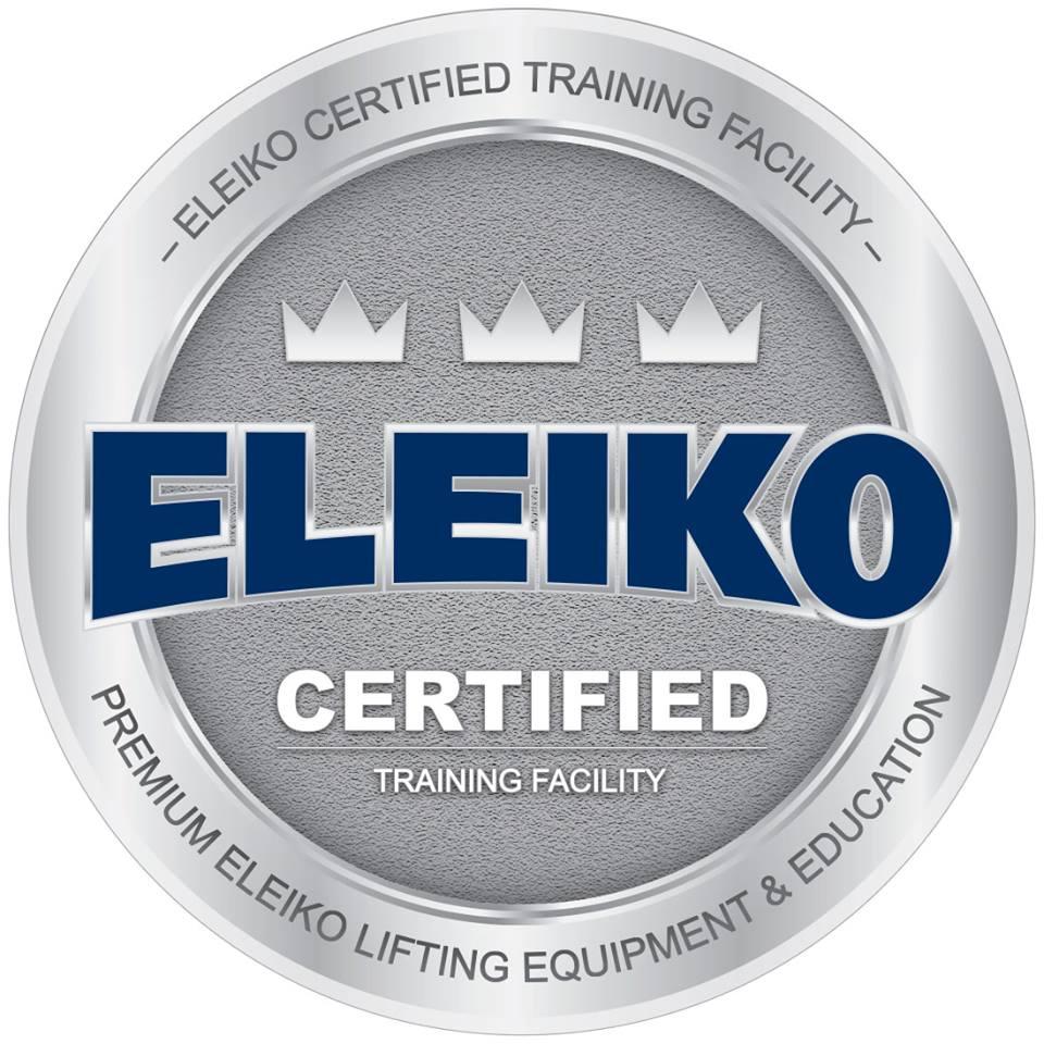 eleiko-Certificering-Logo